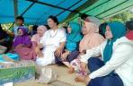 Pindah Tugas, Pendeta Yulpianti Diantar Warga Muslim