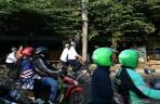 Kendaraan Masuk Jalur Sepeda di Jakarta Denda Rp500.000