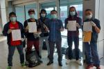 19 WNI Yang Bekerja di Kapal Asing Dipulangkan dari Panama