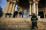 Seorang Pria Ditangkap Polisi Israel Karena Membakar Gereja di Yerusalem