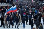 Protes Meluas Dukung Navalny, Rusia Tangkap 3.400 Orang