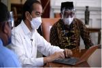 Jokowi Lapor SPT Pajak Penghasilan Secara Daring