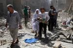 Korban Serangan di Suriah Terus Bertambah
