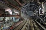 Perkembangan MRT Stasiun Dukuh Atas