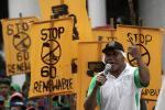 Warga Tuntut KPK Bongkar Korupsi Industri Batu Bara