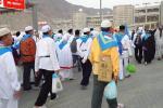 Di Armina, Jemaah Haji Diminta Tidak Bergerak di Siang Hari
