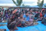 Sekolah Darurat bagi Pengungsi Nduga di Wamena