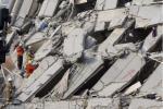 Gempa Taiwan: 23 Tewas,132 Terkubur Reruntuhan Gedung