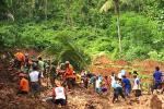 Banjir dan Longsor Mengancam 166 Kabupaten/Kota