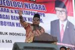 MPR Ajak Masyarakat Sulit Air Jaga Nasionalisme