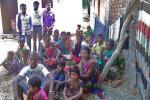Kelompok Garis Keras di India Bakar Rumah Warga Kristen