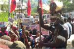 Ratusan Pendukung ULMWP Ditangkap
