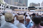 59.248 Jemaah Haji Indonesia Sudah Berada di Kota Mekkah
