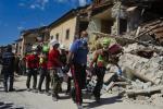 Warga Asing Termasuk dalam Korban Tewas Gempa Italia
