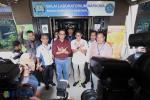 Sampel Rambut Calon Bupati Banyuasin Dibawa ke Jakarta