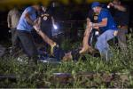 """Duterte Nyatakan """"Senang Hati Bantai"""" Pecandu Narkotika"""