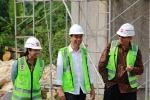Pemprov DKI akan Perluas Trotoar di Kawasan MRT dan LRT