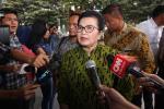 KPK Tahan Mantan Menteri Kesehatan Siti Fadilah