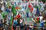 Ahok Tetapkan UMP DKI Jakarta Rp 3,3 Juta