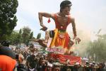 Umat Hindu Biak Lakukan Tawur Agung Kesanga