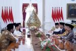Presiden Jokowi Terima Perwakilan GNPF MUI