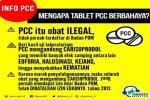 Pengawasan Peredaran Obat Terlarang Terhambat Payung Hukum