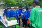 DWP Bakamla Tingkatkan Kapabilitas Perempuan dengan Bercocok Tanam