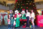 Mickey dan Minnie Menyemarakkan Natal di Grand Indonesia