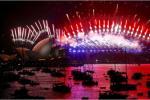 Perayaan Tahun Baru 2018 di Seluruh Dunia