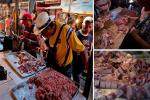 Krisis Venezuela: Warga Makan Daging Busuk untuk Bertahan