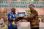 Gubernur Apresiasi Kehadiran Menag di Perayaan Natal Papua Barat
