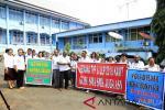 Banyak Guru SMA/SMK di Jayapura Mogok Kerja