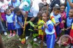 PAUD di Biak-Papua Terima Bantuan Alat Peraga