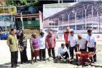 Pemerintah Mulai Bangun 15 Pasar Rakyat di Bumi Papua
