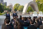 Korut Ejek Kunjungan Obama ke Hiroshima Kekanak-Kanakan