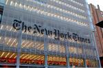 The New York Times di Moskow Jadi Sasaran Peretas Rusia