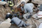 Gempa di Italia, 63 Orang Meninggal