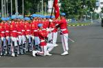 Seremoni Ganti Pasukan Jaga Istana Digelar 28 Agustus
