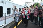Ibu Negara Tinjau Pelaksanaan Deteksi Dini Kanker di Cirebon