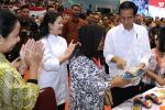 Presiden Jokowi Luncurkan Kartu Pangan Non Tunai KKS