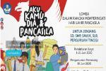 Kemendikbud Adakan Lomba Hari Peringatan Pancasila