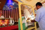 Gereja Kupang Terapkan Pembagian Kelompok Umat Hadiri Ibadah