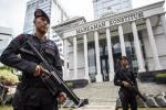 Sidang putusan MK: Pemerintah Antisipasi Aksi Massa, Waspadai Penyusupan  Jaringan Teroris