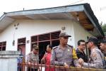 Polri Ungkap Pelaku Bom Medan, Mahasiswa Berinisial RMN