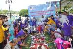 Padang Kampayekan Gerakan Masyarakat Makan Ikan
