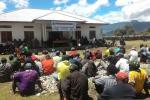 Mayoritas Kampung di Jayawijaya Tidak Miliki Kakus