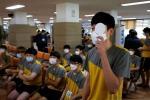 Korsel Nyatakan Status Tertinggi Wabah Virus Corona