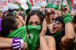 Argentina Legalkan Aborsi