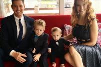 Michael Buble: Keluarga Nomer Satu