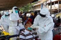 Pandemi COVID-19, 47 Pedagang di Surabaya Dikarantina